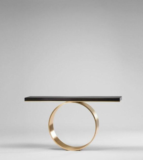 console zen 339 herve van der straeten for ralph pucci international tables pinterest. Black Bedroom Furniture Sets. Home Design Ideas
