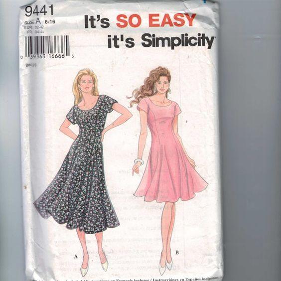 Simplicity Pattern 9441 - Google Search