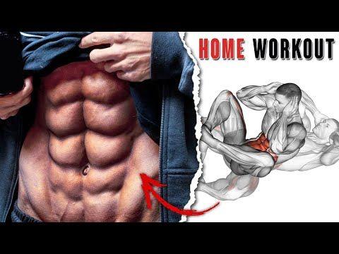 أفضل تمارين شد عضلة البطن في 10 دقائق في المنزل Abdos Workout Home Youtube Healthy Fitness Meals Fitness Exercise