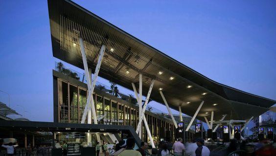 New Zealand Pavilion World Expo 2010