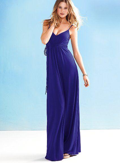 Love! Victorias Secret maxi dress #fitfluential