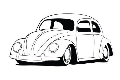 Dibujos E Imagenes De Vochos Para Colorear E Imprimir Actualizado Blogicars Autos Carros Coches Imagenes De Vochos Dibujos De Coches Dibujos De Autos
