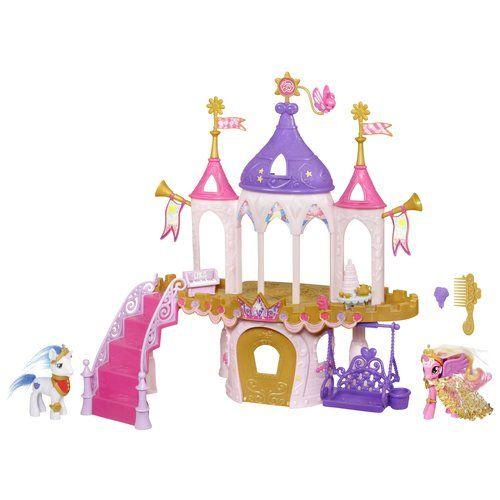 My Little Pony Pony Princess Wedding Castle Playset