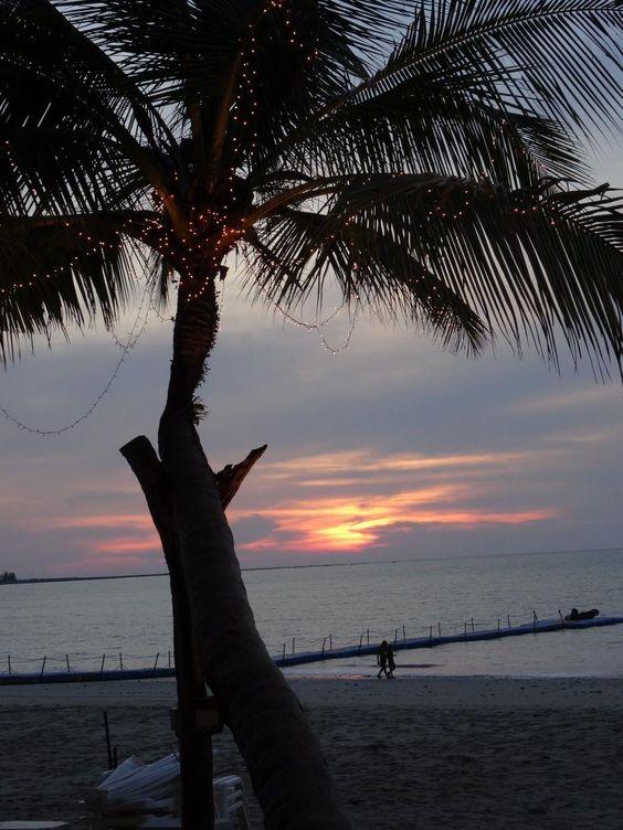 Khao Lak - Thailand: Reisezeit Mai 2016 Thailand Khao Lak zu Beginn der Regenzeit