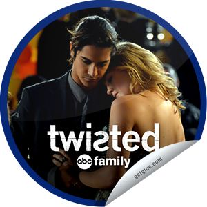 Twisted ABC Family | Season 1, Episode 5 The Fest and the Furious | GetGlue Sticker