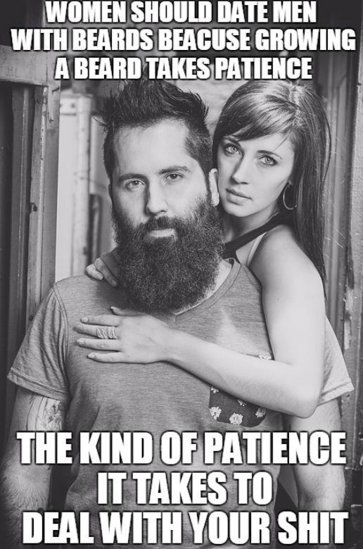 Free Phone Wallpapers September Edition Funny Beard Memes