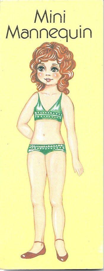 Mini Mannequin 1 - DollsDoOldDays - Álbumes web de Picasa
