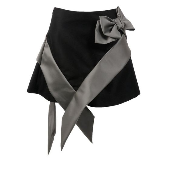 ALEXIS MABILLE Skirt ($380) ❤ liked on Polyvore