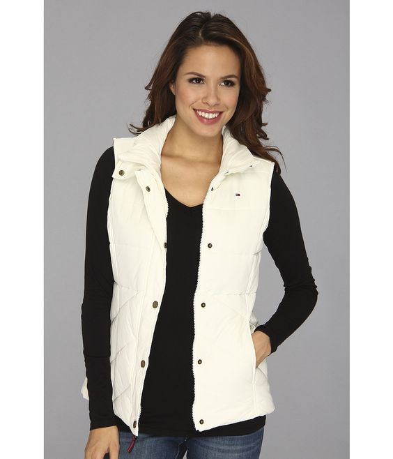great winter puffy vest!