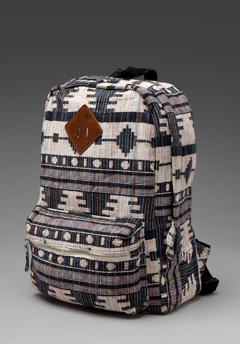 EFFREY CAMPBELL  McCarthy Back Pack