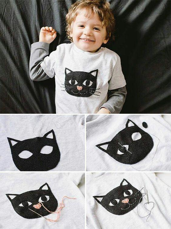 Facil y hermoso gatito