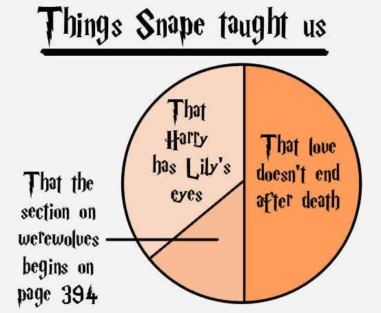 14 charts only Harry Potter fans will understand
