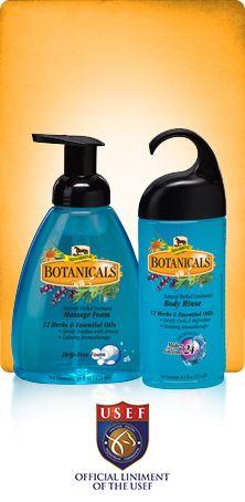 Image of, Absorbine Botanicals™ Natural Herbal Liniment
