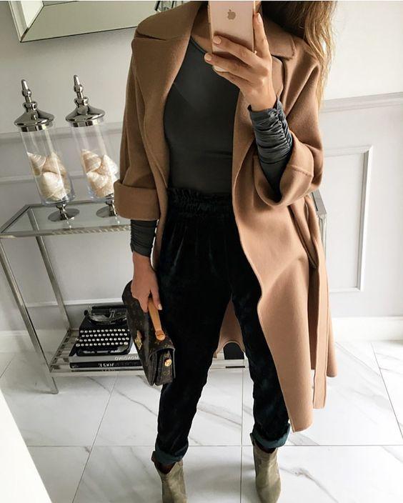 Модные луки осень-зима. Узнайте, какие модный луки будут популярны в сезоне осень-зима 2018-2019 и как сочетать разные вещи, создавая гармоничный и актуальный образ.