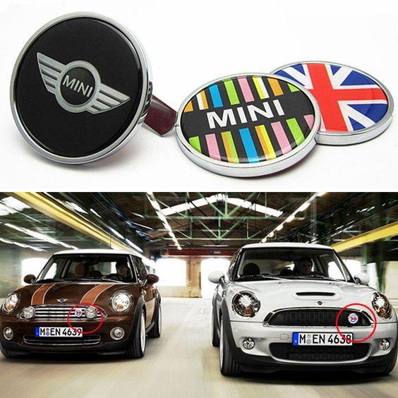 $15.99 (Buy here: https://alitems.com/g/1e8d114494ebda23ff8b16525dc3e8/?i=5&ulp=https%3A%2F%2Fwww.aliexpress.com%2Fitem%2F1-Metal-Emblem-Badge-Logo-Decals-Stickers-for-Mini-Cooper-Front-Grill-Metal-Decal-Car%2F32449597924.html ) (1) Metal Emblem Badge Logo Decals Stickers for Mini Cooper Front Grill Metal Decal Car Styling Sticker for just $15.99