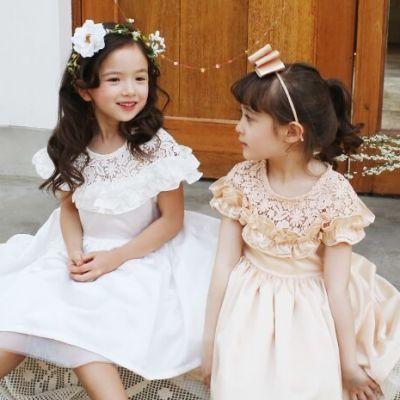 Allo Cotton Klose Dress - Jujubunnyshop