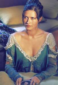 Finora in LYCAN TIDES - Braeca's Mom  (I absolutely adored Karina Lombard in KULL The Conqueror):