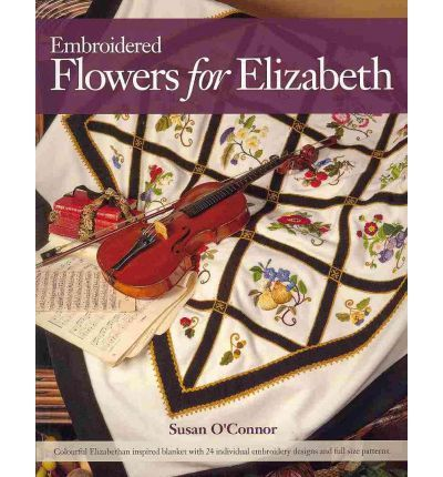 Contains an embroidered blanket, inspired by the style of the Elizabethan era. This book includes twelve large ornate motifs and twelve smaller border designs. It provides full thread conversion chart so the twenty-four individual designs can be embroidered in any scale using wool, cotton or silk thread. It also features step-by-step photographs.