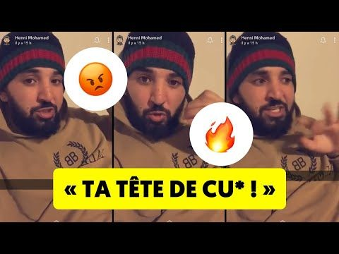 Mohamed Henni Balance Sur Les Meufs Fake D Instagram Balance Instagram Meuf