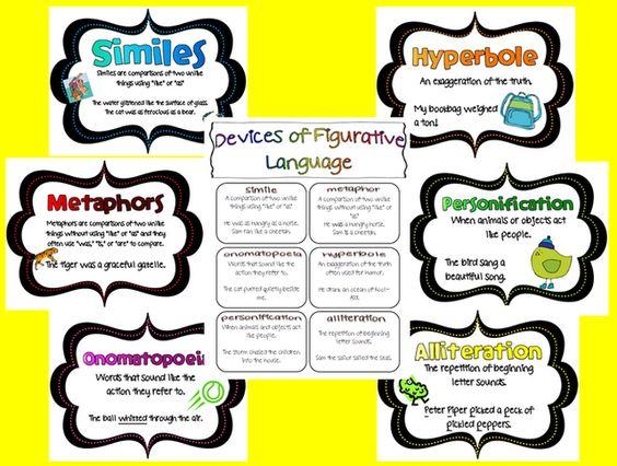 Simile Metaphor Personification Worksheet – Simile Metaphor Personification Worksheet