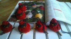 Gift Guide   Adorable bird ornaments