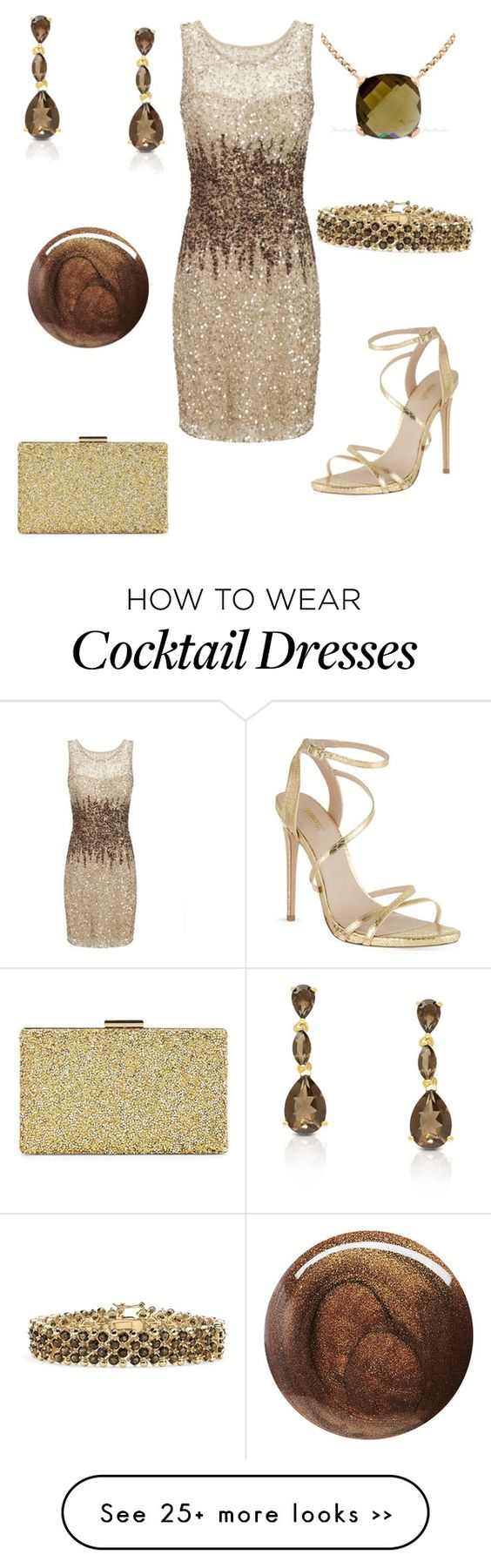 """Cocktail Hour Outfit 64 - Brandi"" by office-girl on Polyvore:"