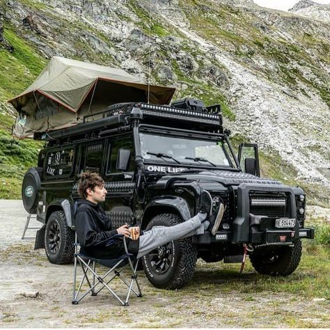 3 295 Likes 19 Comments Land Rover Land Rover Defender On Instagram Mathieu Hulliger Landr Land Rover Defender Land Rover Land Rover Defender Camping