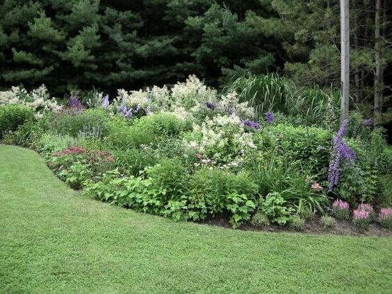 Rustic Perennial Paradise Amazing Garden