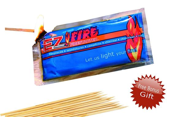 Ez Fire Firestarter - Carton Of 100 -- Check out this great product.