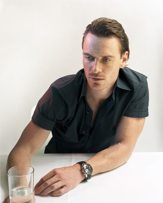 Michael Fassbender - Portraits by Philip Sinden for The Telegraph (2008) - by request [10 x HQ + 2 x MQ] [Full size/Complete set *here*]