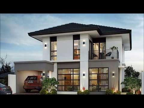 The Small Two Story House Is One Of The Most Popular House Design Of All Time Why Does Everyone 2 Storey House Design Two Storey House Plans Two Storey House
