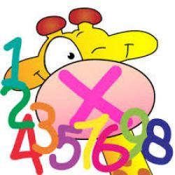 Onderwijs en zo voort ........: 1985. Tafels oefenen : Tafelkaart & 43 (!) Werkbla...