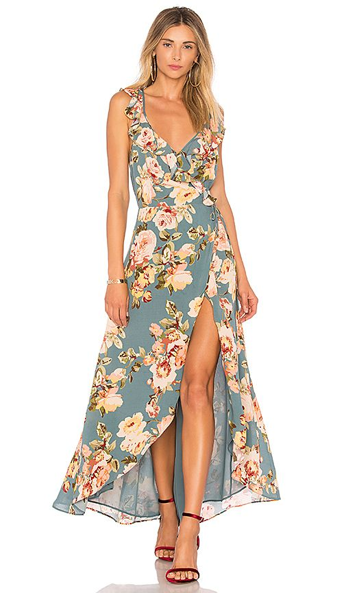 Shop For Privacy Please Fillmore Dress In Sage Marissa Floral At Revolve Free 2 3 Day Shipping And Returns 30 Day Price Mat Dresses Wrap Dress Floral Fashion Zimmermann fortune burnout dress in floral from revolve.com. pinterest
