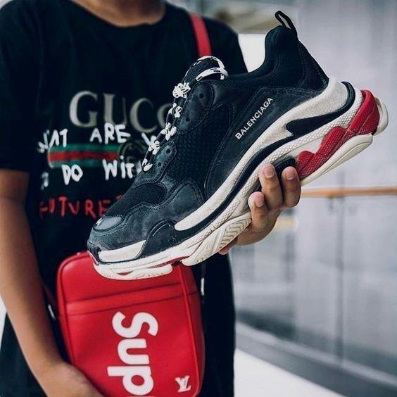 Nike Air Max 2015 blackred