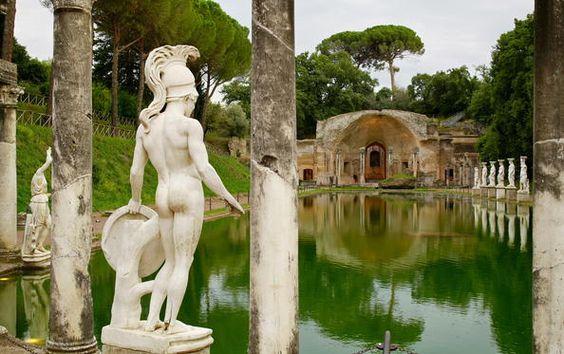 Italia Villa Adriana (Tivoli)