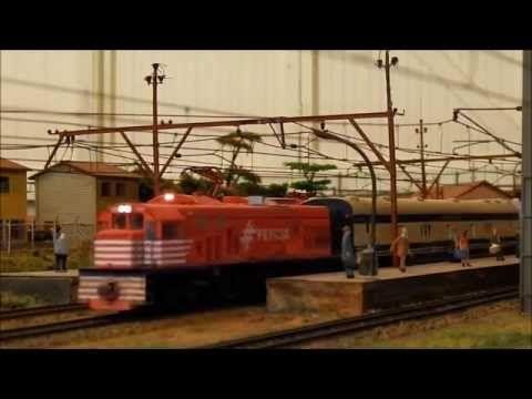 Trem de Passageiro fepasa - YouTube