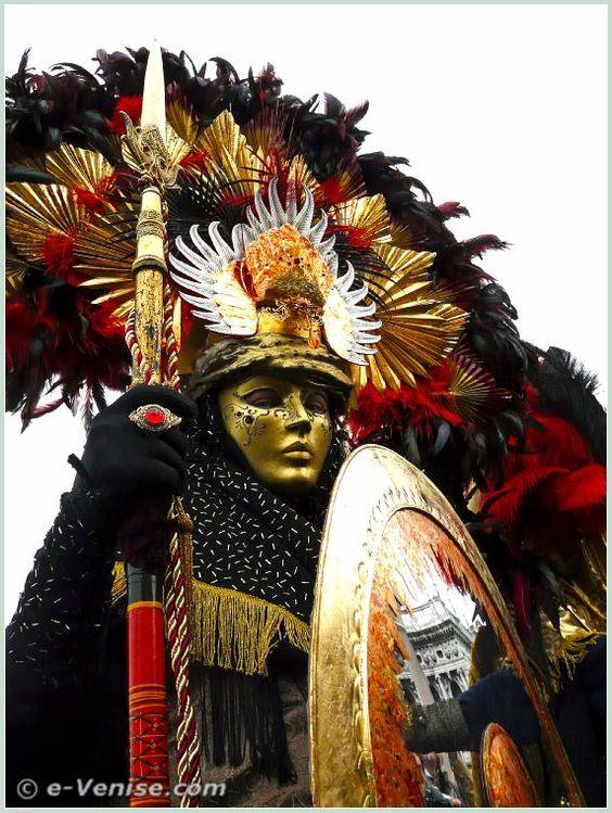 Carnaval de Venise 2008 - Masques et Costumes