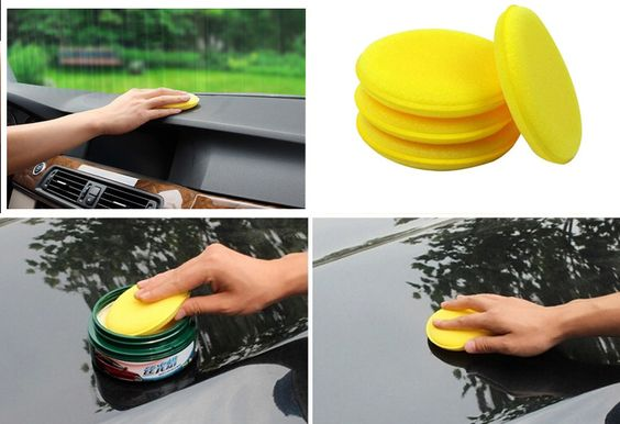 good quality Yellow round Car Auto Washing Cleaning Sponge Block auto wash cleaner automobile accessory SMS - F A S H I O N http://www.sms.hr/products/good-quality-yellow-round-car-auto-washing-cleaning-sponge-block-auto-wash-cleaner-automobile-accessory/ US $0.44