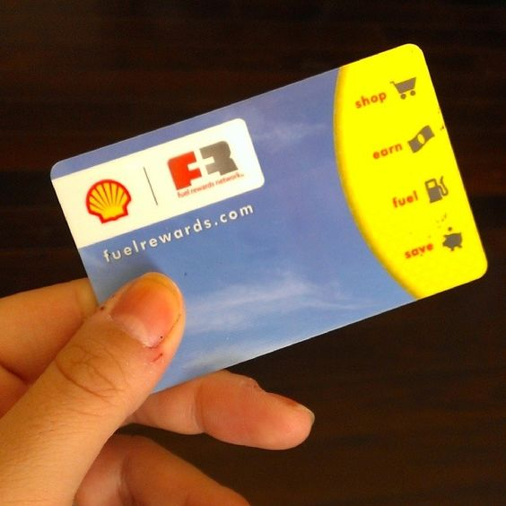 shell fuel rewards card - How To Use Shell Fuel Rewards Card