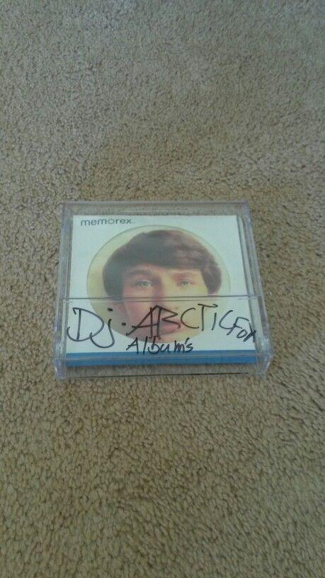 Dj. ArciticFoxs album