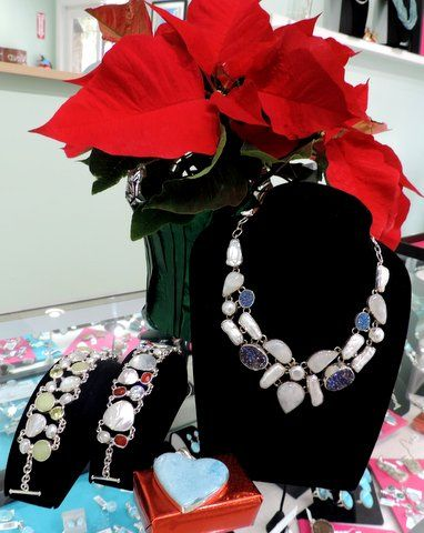 Statement pieces from A Silver Shack at Barefoot Landing