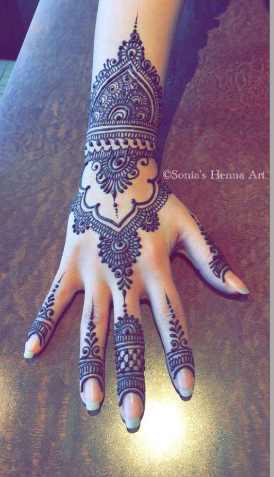 Latest Arabic Mehndi Designs Erin Norton Mehndi Designs For