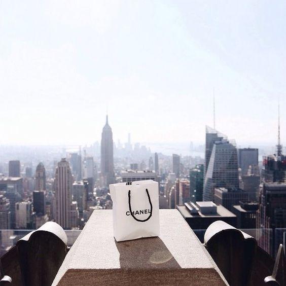 New York + Chanel