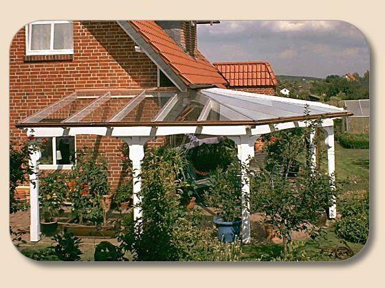 Terrassenüberdachung Glas über Eck Zurück zur Bildergalerie - mediterrane terrassenberdachung