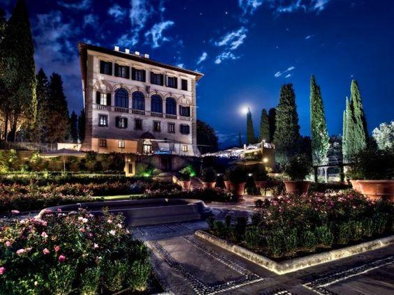 Perfekt für exklusive Luxushochzeiten in der Toskana: Il Salviatino, Florenz