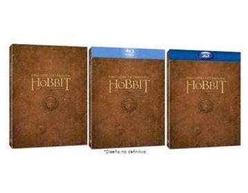 La Versión Extendida de El Hobbit: Un Viaje Inesperado saldrá en España el 5 de Noviembre -ACTUALIZADO 2-