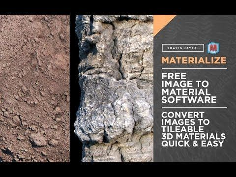 10 Materialize Free Tool Convert Images To Tileable 3d