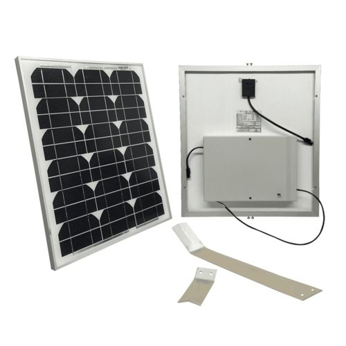 Solar Power Residential Complete Package #FlagCo #FlagpoleBeacon #FlagpoleLighting #Solar