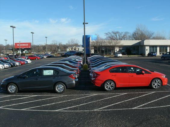 Look How Many 2012 Honda Civics We Have New Honda Honda Honda Cars