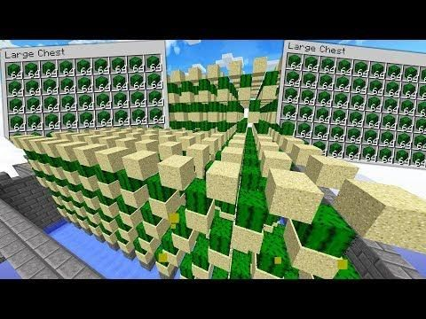 The Easiest Way To Make Money On Any Skyblock Server Minecraft